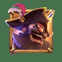 เกมสล็อต Captains Bounty H_Pirate