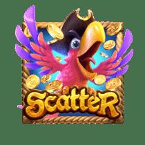 เกมสล็อต Captains Bounty S_Scatter
