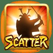 เกมสล็อต ninja vs samurai S_Scatter_Samurai