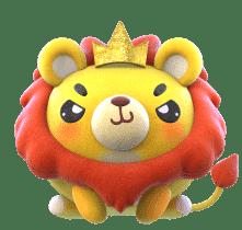 เกมสล็อต Plushie Frenzy Lion