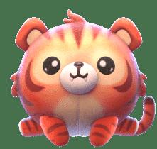 เกมสล็อต Plushie Frenzy Tiger