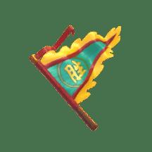 ProsperityLion Flag