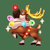 เกมสล็อต Santas Gift Reindeer