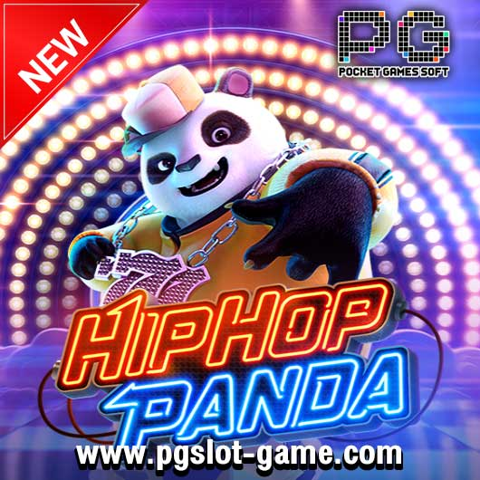 เกมสล็อต Hip Hop Panda