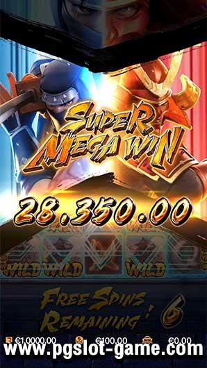 เกมสล็อต ninja vs samurai super-megawin-min