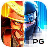 เกมสล็อต ninja vs samurai icon