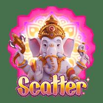 GaneshaGold Scatter
