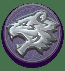 dragon tiger luck tiger silver