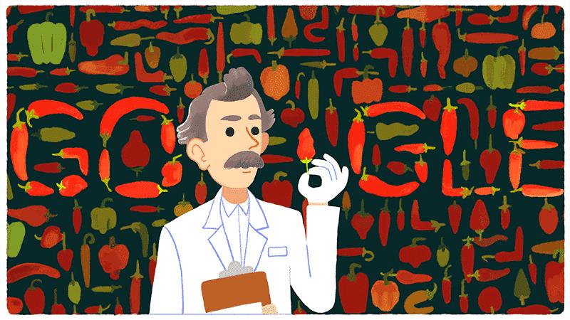 เกม google doodle ยอดนิยม 1
