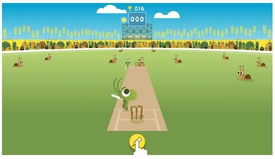 เกม google doodle ยอดนิยม 3