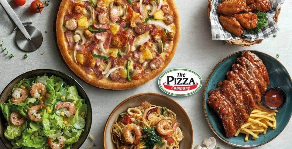 Pizza company 1แถม1