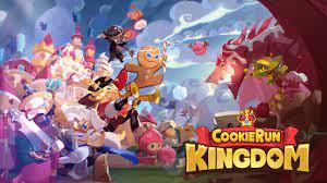 เกมมือถือน่าเล่น Cookie kingdom