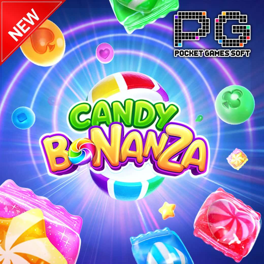 Candy Bonanza Demo ทดลองเล่น 2021 PG SLOT