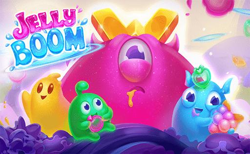 Jelly Boom สล็อตทดลองเล่น
