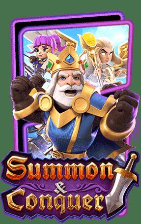 summon-conquer