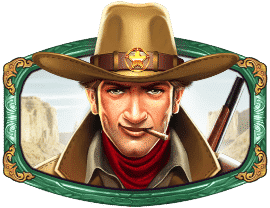 Cowboy with Golden Hat