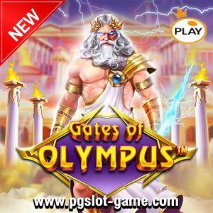 เกมสล็อตGates-of-Olympus-Frontpage