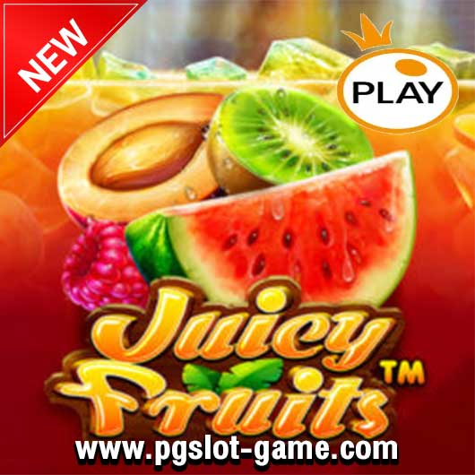Juicy Fruits Front-page