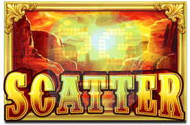 Wild West Gold Scatter