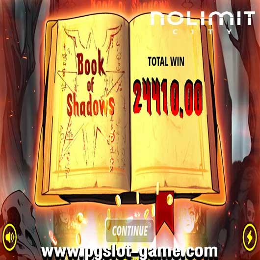 สล็อตBook-Of-Shadows-Win