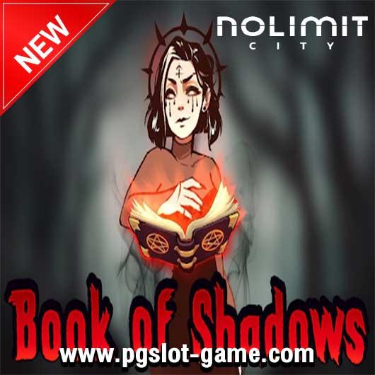 เกมสล็อต-Book-Of-Shadows