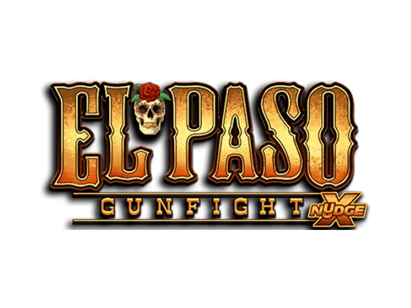 เกมสล็อต El Paso Gunfight Logo