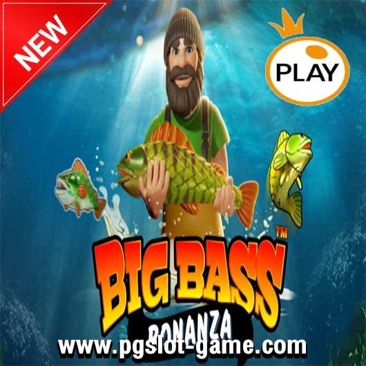 เกมสล็อต-big-bass-bonanza