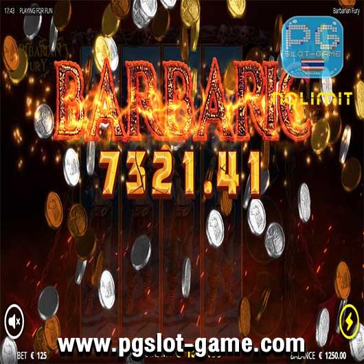 Barbarian fury Win