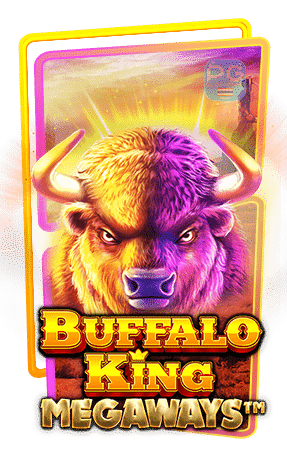 Buffalo King Megaways กรอบเกม