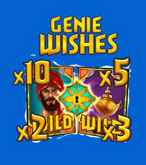 ginie wishes