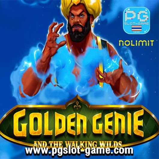 Golden ginie