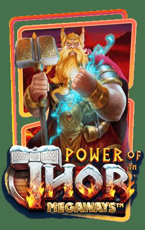 Power-of-thor-ภาพปก