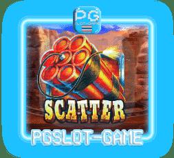 Slot โบนันซ่าโกลด์ scatter