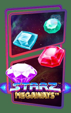 Starz Megaways กรอบเกม
