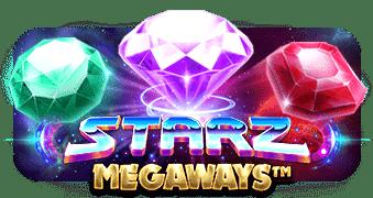 Starz-Megaways™ logo