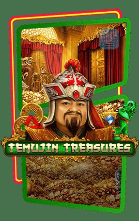 Temujin Treasures PP Slot , Pragmatic Play ทดลองเล่นฟรี