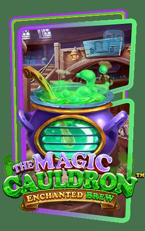 The Magic Cauldron Enchanted Brew ทดลองเล่นสล็อต pp