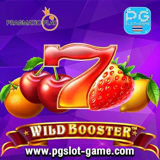 Wild Booster ทดลองเล่นสล็อต pp หรือ PP slot เล่นฟรี-min