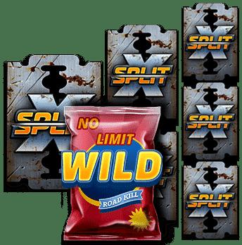 XWAYS HOARDER XSPLIT Feature Wild split