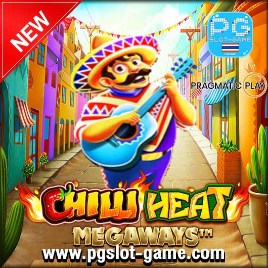 Chilli Heat Megaways Banner ภาพปก