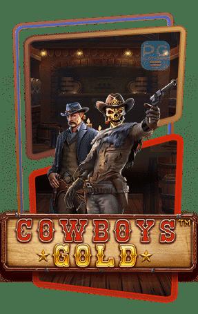 Cowboys Gold กรอบเกม