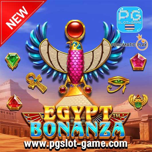 Egypt Bonanza banner เกมใหม่ Pragmatic Play