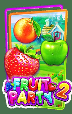 Fruit Party 2 กรอบเกมส์