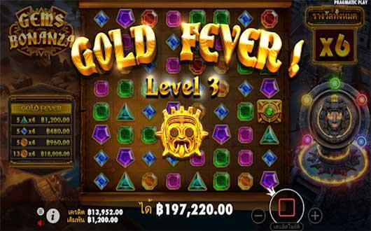 Gem bonanza Gold fever