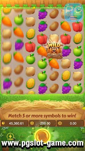 Groundhog Harvest Wild Feature