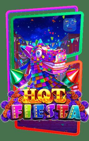 Hot Fiesta กรอบเกม