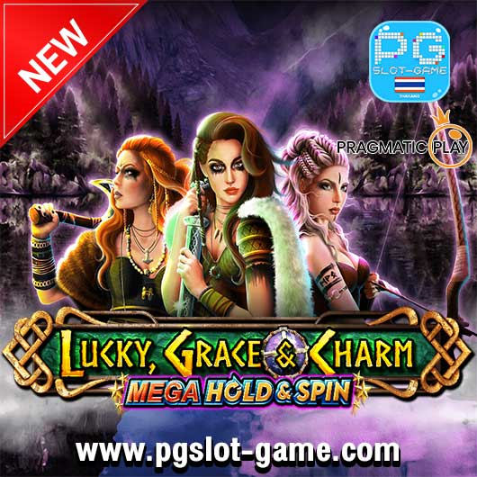 Lucky Grace And Charm Banner