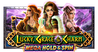 Lucky Grace And Charm logo