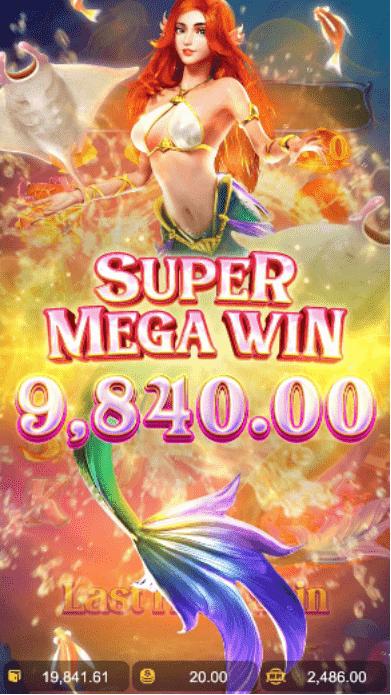 Mermaid Riches pg slot