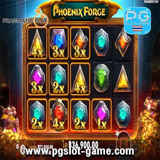 Phoenix Forge ชนะเงินรางวัล